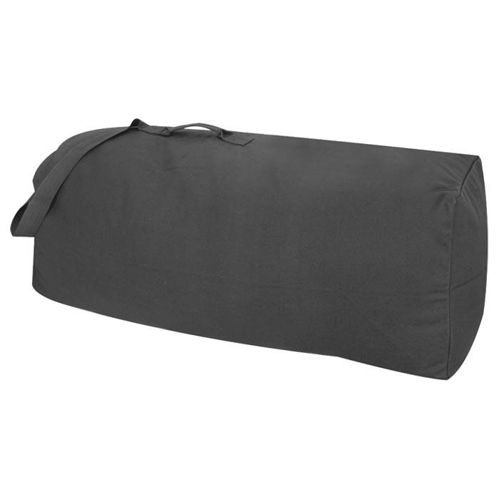 "Major Surplus Top Load Duffle, 25""x42"" - Black"
