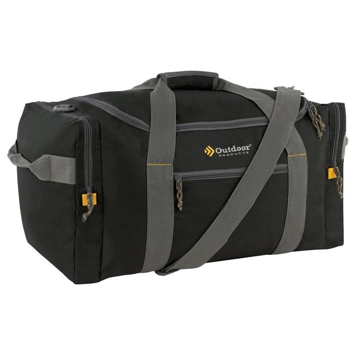 Outdoor Products Mtn. Duffle 15x30 Large, Black