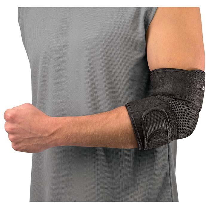 Mueller Adjustable Elbow Support - Black