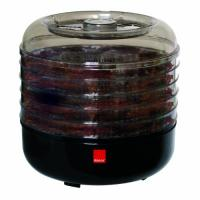 Ronco FD5000BLGEN 5-Tray Beef Jerky Machine with Kit