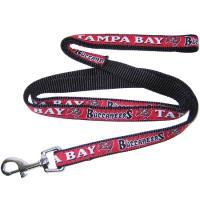Tampa Bay Buccaneers NFL Dog Leash - Large