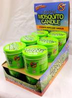 M-DOG Murphy's Mosquito Candle Tabletop Display (12 pcs)