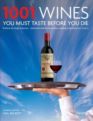 Random House 1001 Wines You Must Taste Before You Die