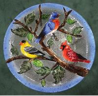 Songbird Essentials SE5005 Songbird Trio Birdbath