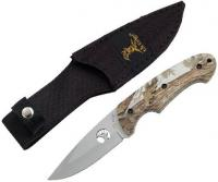 Elk Ridge ER-046CA Fixed Blade Knife