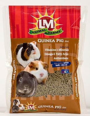 Lm Guinea Pig Diet Food