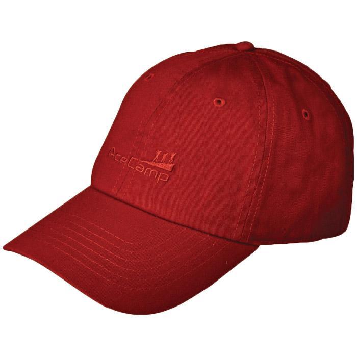 AceCamp Baseball Cap, Burgundy