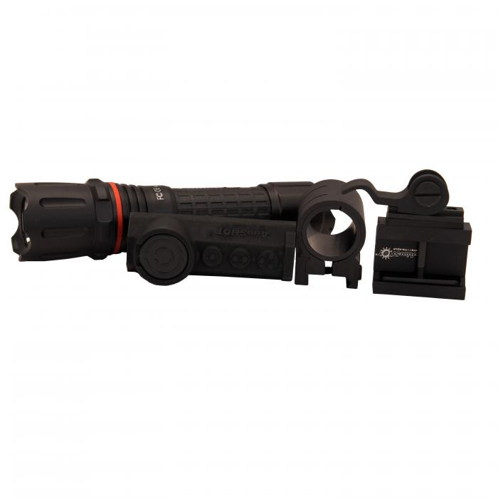Wireless Remote Tact Flashlight Kit-IR