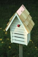 Heartwood Lady Bug Loft, White
