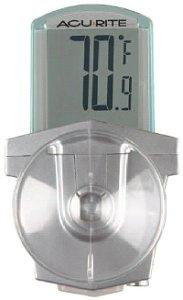 Acu-Rite Thermometer with Suction Cup