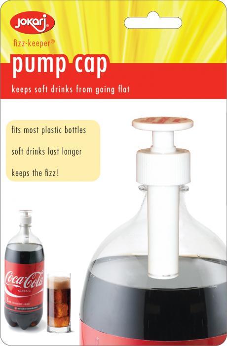 Jokari Fizz-Keeper Pump Cap