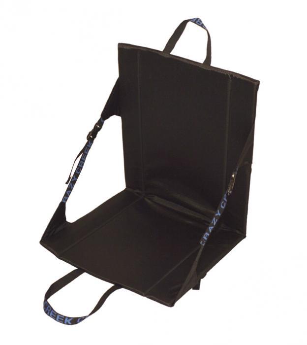 Crazy Creek Longback Chair Black