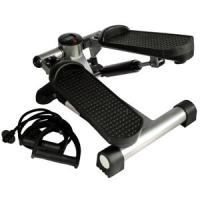 Sunny Health and Fitness Mini Stepper with Band