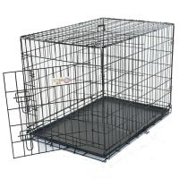 Small Single Door Dog Crate