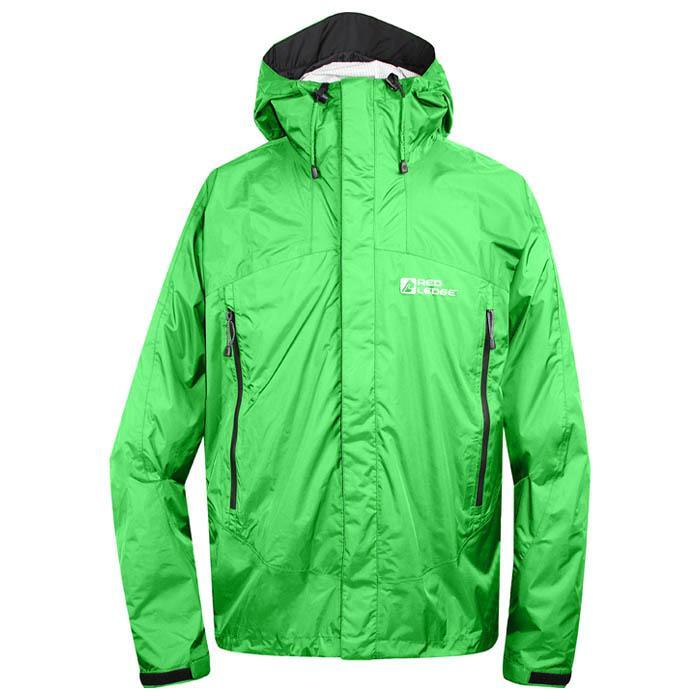 Free Rain Jacket Men Md Green