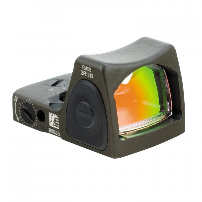 Trijicon RMR Sight (LED)-3.25 MOA Red Dot