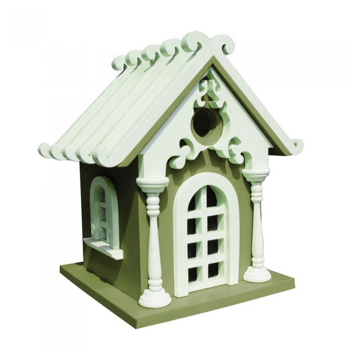 Home Bazaar Fairy Cottage - Green