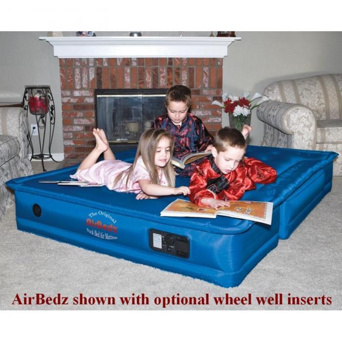 AirBedz Inflatable Wheel Well Inserts for the AirBedz Air Mattress