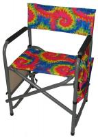 Crazy Creek Crazy Legs Leisure Chair (330lb. Capacity), Tie Dye