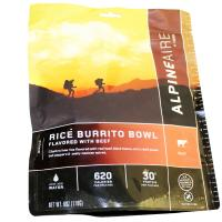 Beef & Rice Burrito Bowl Serves 2