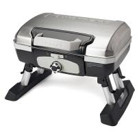 Cuisinart Petit Gourmet Tabletop Gas Grill Stainless