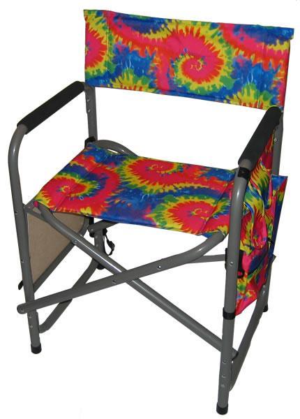 Crazy Creek Crazy Legs Leisure Chair (330lb. Capacity), Tie Dye