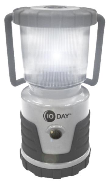 Ultimate Survival 10 Day Lantern, Silver