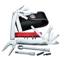 Victorinox Swiss Tool Spirit Plus Multi-Tool with Nylon Pouch