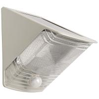 Maxsa Innovations 40235 Solar-Powered Motion-Activated Wedge Light