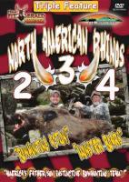 Stoney-Wolf North American Rhinos 2,3,4 DVD