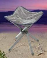 Stansport - The Quad Stool Khaki