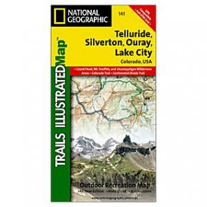 National Geographic Boundary Waters East #752