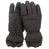 Manzella Juniors Waterproof Glove Black Medium