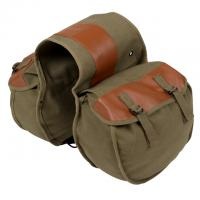 Stansport Saddle Bag - Canvas