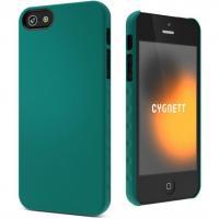 Cygnett Cyo831Cpaeg Dark Green Iphone5 Case Aerogrip