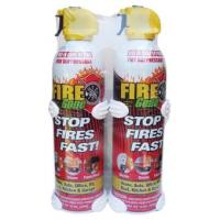 Education Outdoors Fire Gone Suppressant 16Oz - 2Pk
