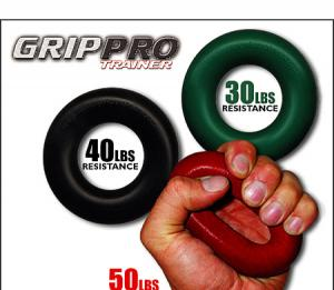 Hand Grips by Grip Pro Trainer