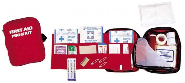 Stansport - Pro II First Aid Kit