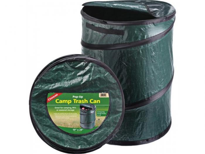 coghlan 39 s pop up trash can. Black Bedroom Furniture Sets. Home Design Ideas