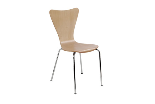 Legare Select Bent Ply Chair Natural Birch
