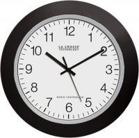 """La Crosse Technology 10"""" Atomic Analog Wall Clock"""