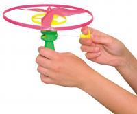 Twirly Flying Propeller Rotor Toy