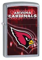 Zippo Arizona Cardinals Street Chrome Lighter