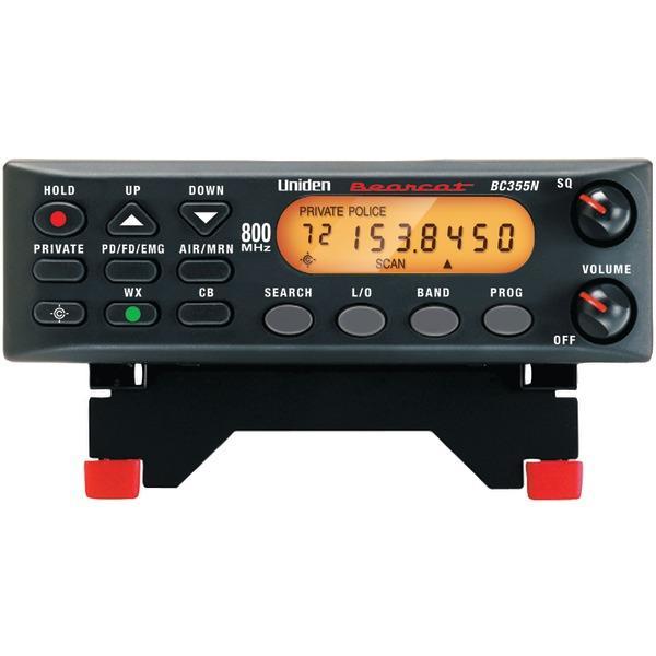 Uniden BC355N BC355N Mobile/Base Scanner