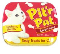 Pit'r Pat Cat Treat Liver