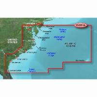 Garmin Bluechart G2 Vision VUS512L Mid Atlantic