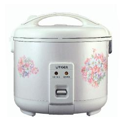 Tiger JNP0550 3 Cup Electronic Rice Cooker and Warmer