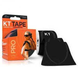 Kt Tape Pro-Synth Pre-Cut - Black