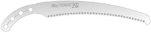 Silky Replacement Blade for Zubat 300 Large Teeth Curved Saw