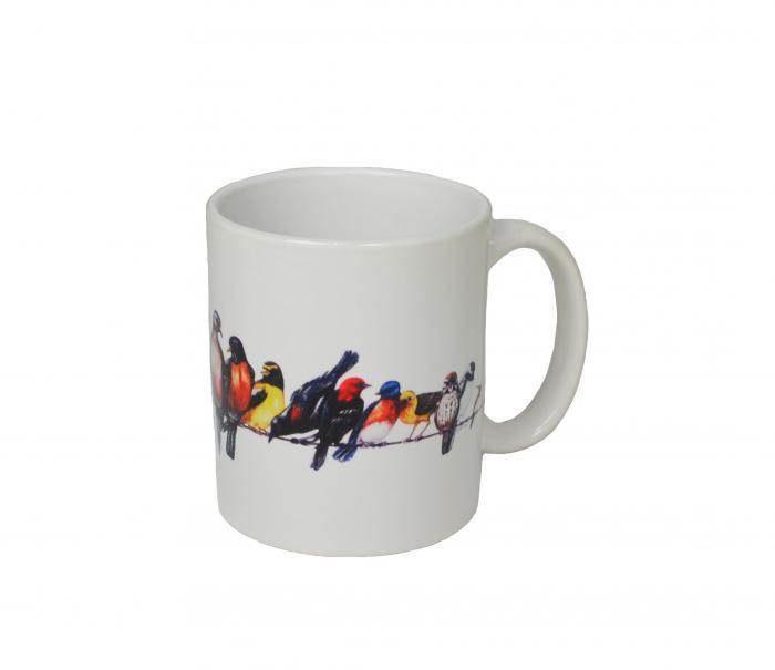 Songbird Essentials Mug 11 oz. Chorus Line
